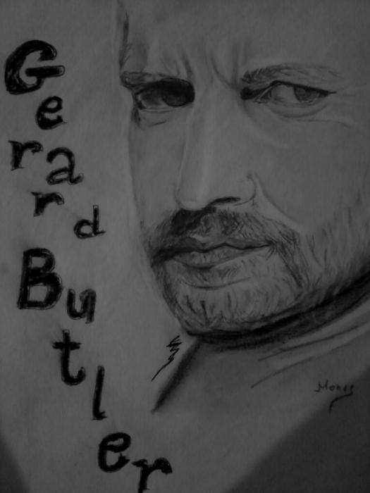 Gerard Butler par Moncs27